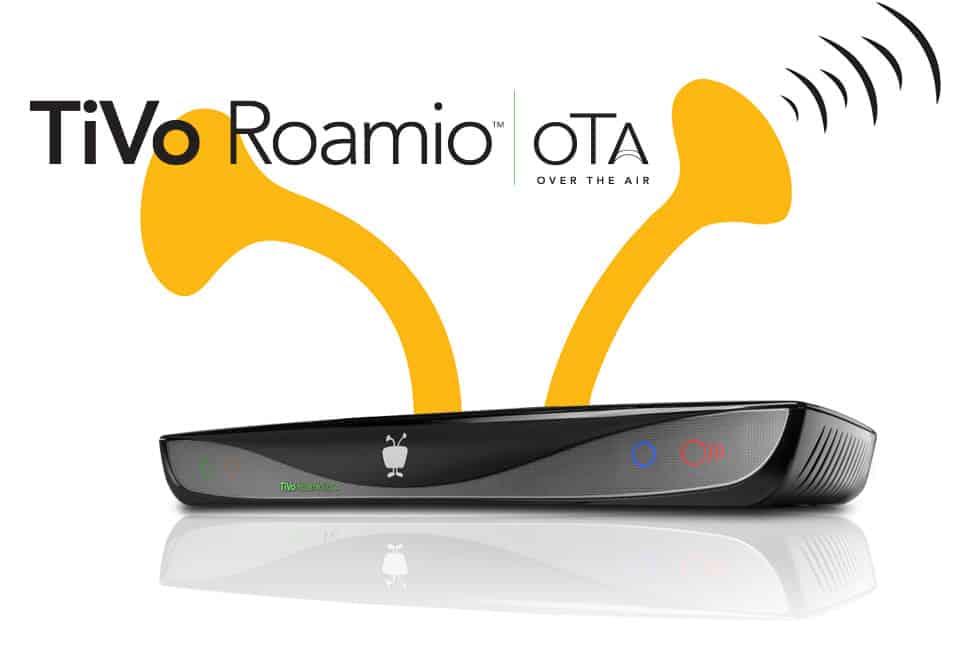 roamio ota Is TiVo Roamio OTA a True Cable TV Alternative? video streaming devices 2 tv antennas