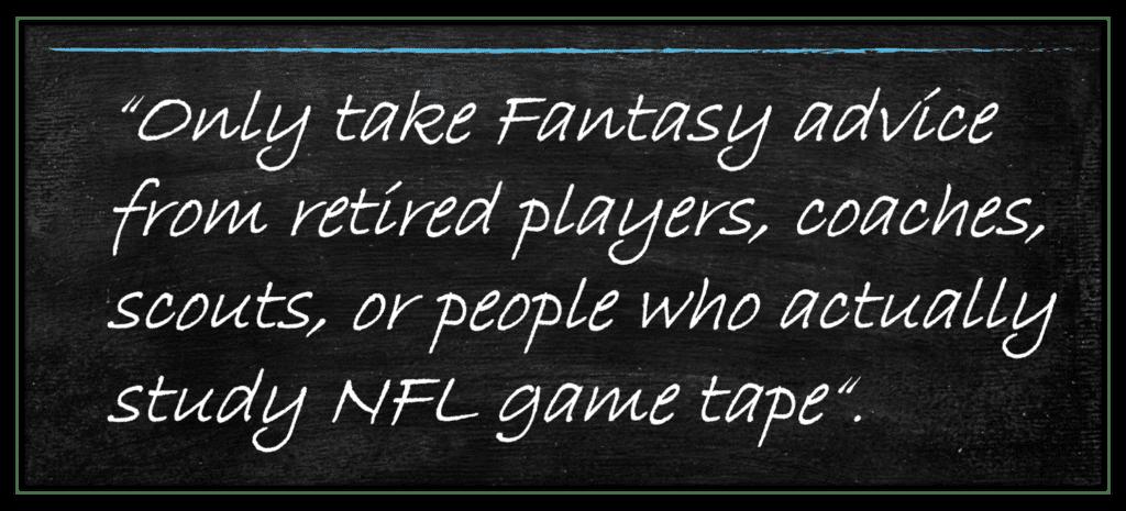 Fantasy Football Cord Cutter