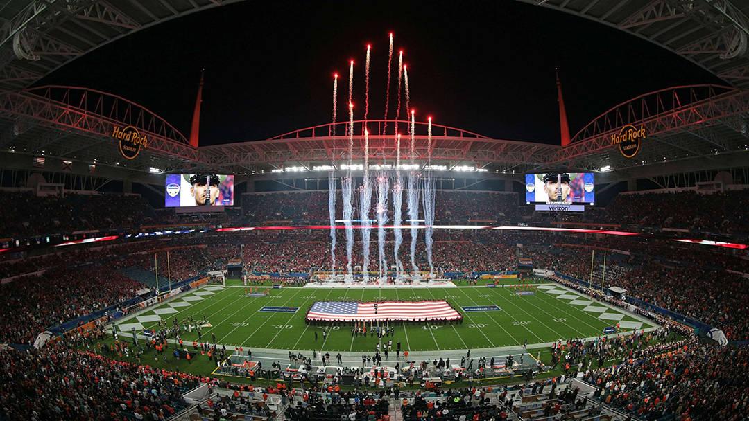 Super Bowl on Hulu