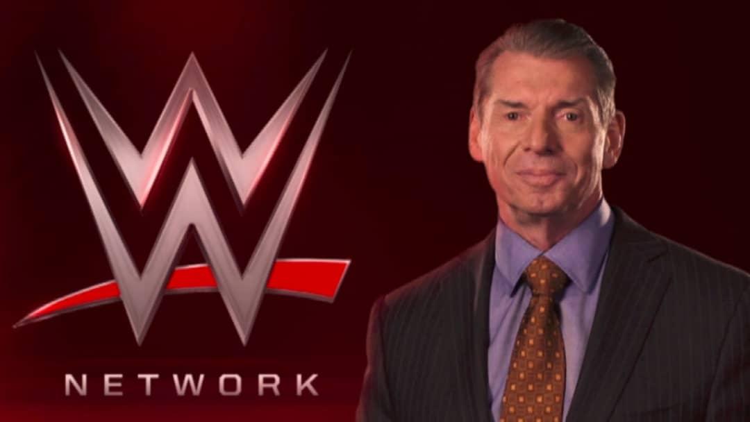 WWE Network Vince McMahon