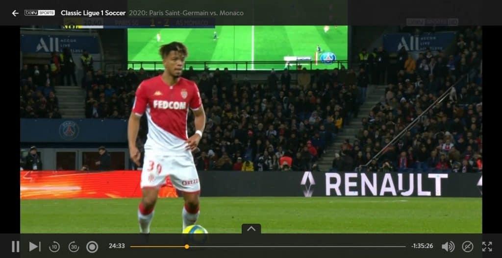Sling TV - beIN Sports - Soccer