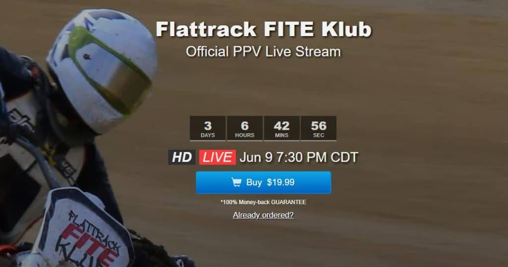 flattrack fite club online