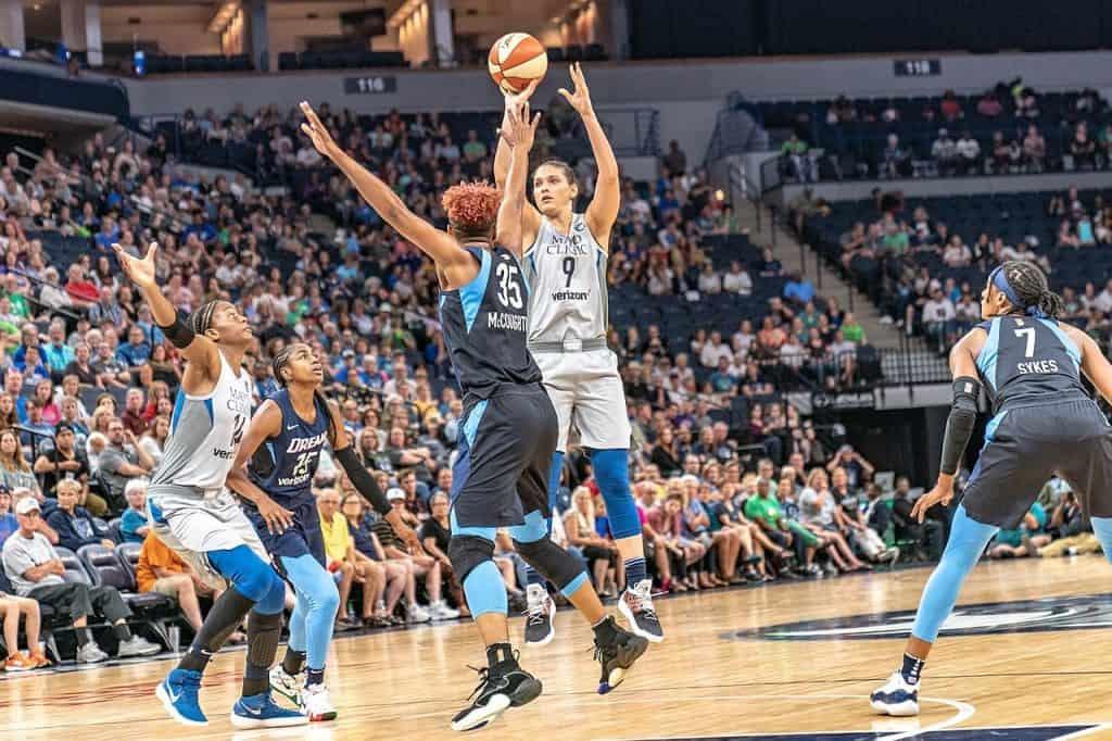 WNBA Lynx vs Dream
