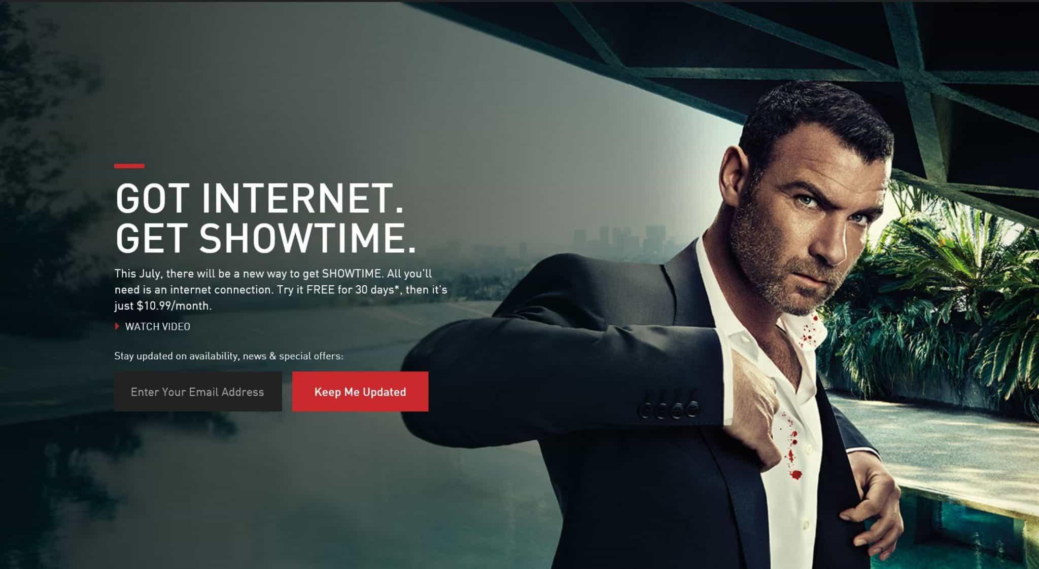 showtime-service