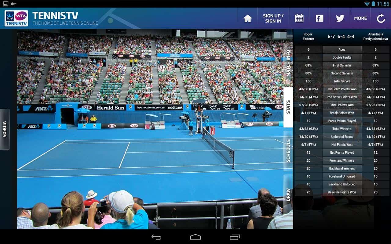 How to Watch Tennis Online