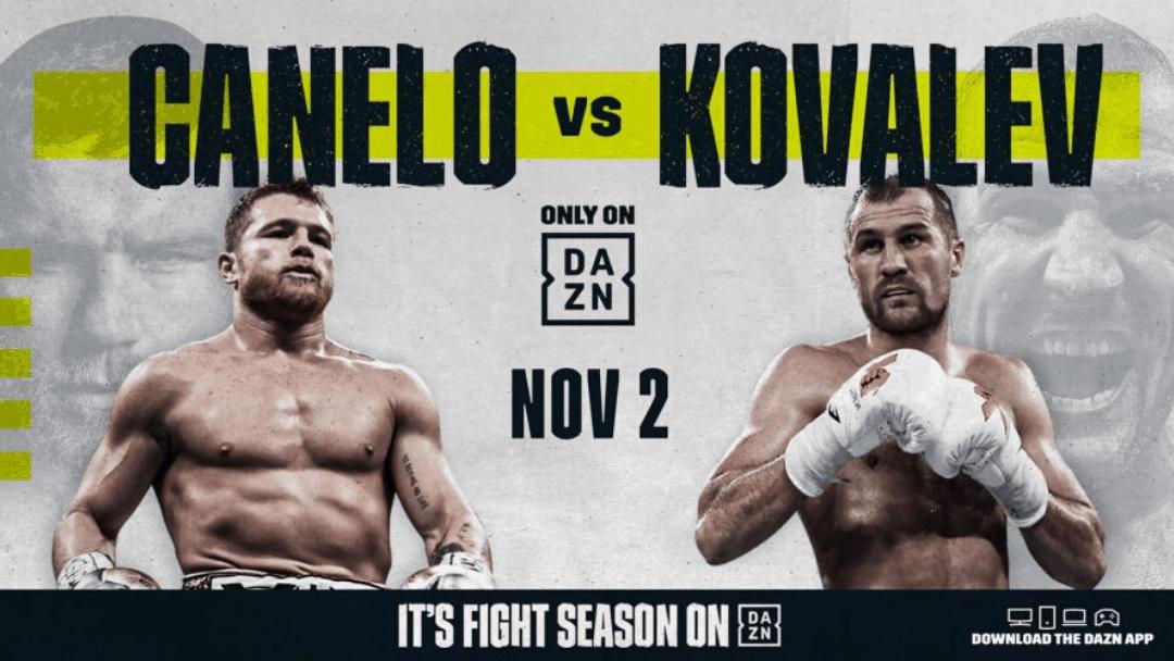 watch Canelo vs Kovalev online without cable