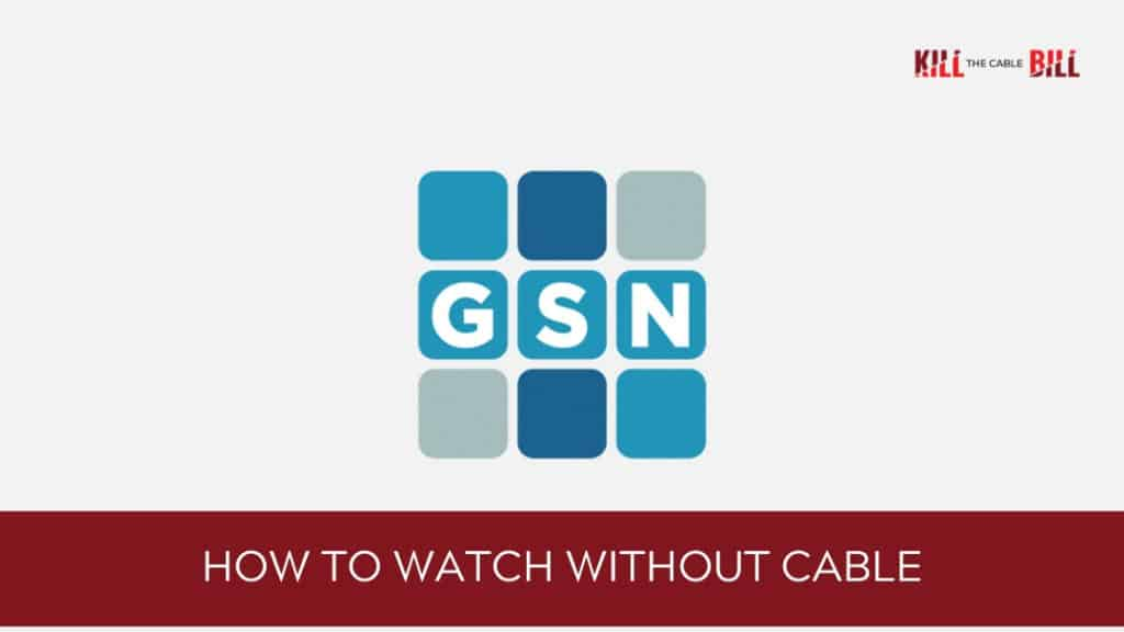 watch GSN online