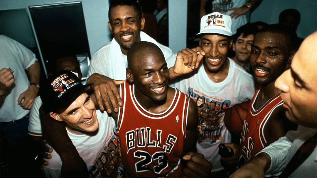 watch The Last Dance Michael Jordan Documentary online